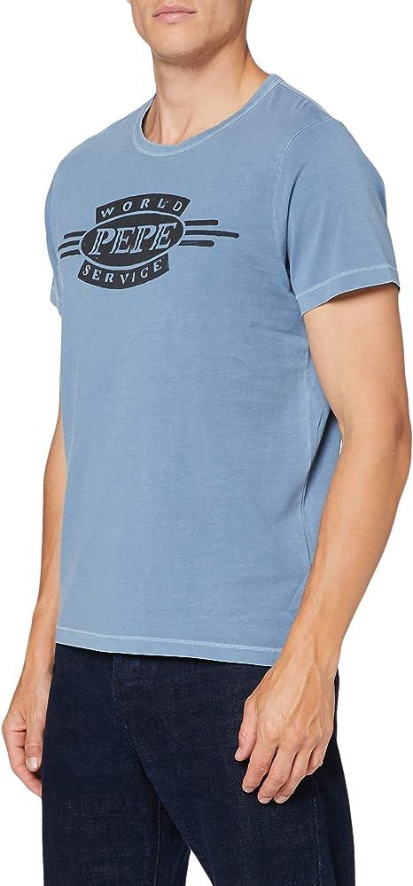 TALLA M. Pepe Jeans Devon Camiseta para Hombre