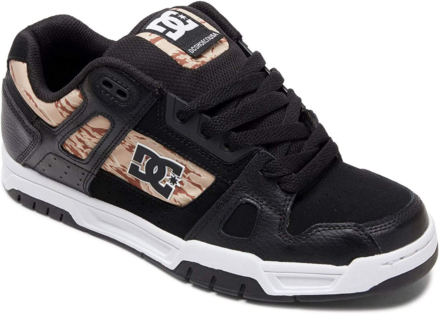 DC Shoes Stag, Basket Homme Camouflage Désert
