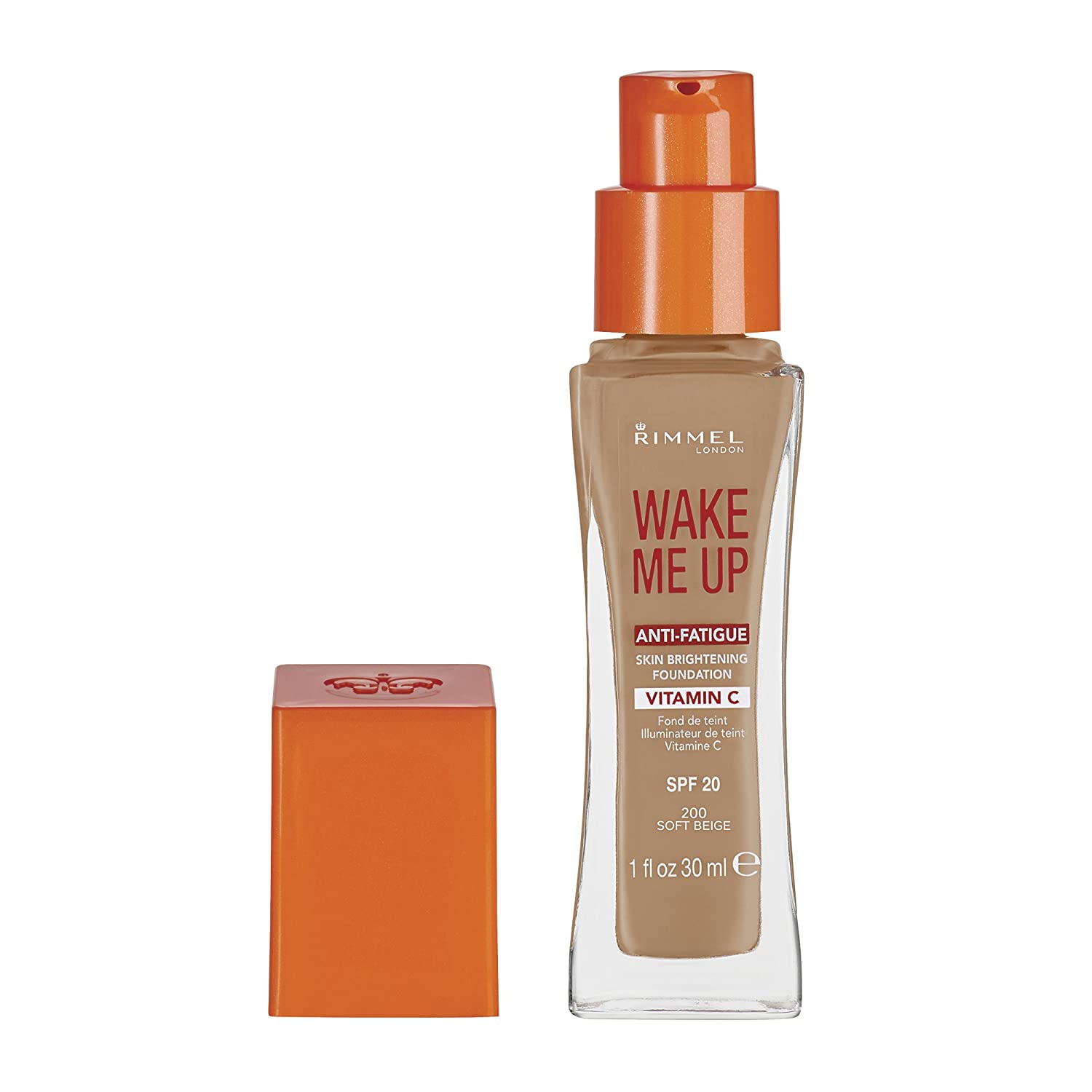 Rimmel London - Wake Me Up Foundation Coty