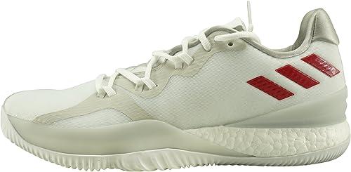 adidas crazylight boost blanche