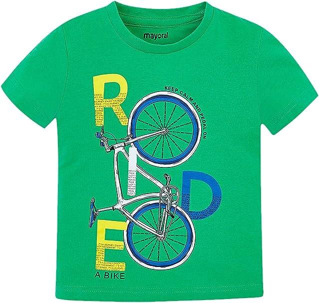 Mayoral 29-03045-061 - Camiseta para niño 2 años: Amazon.es: Ropa ...