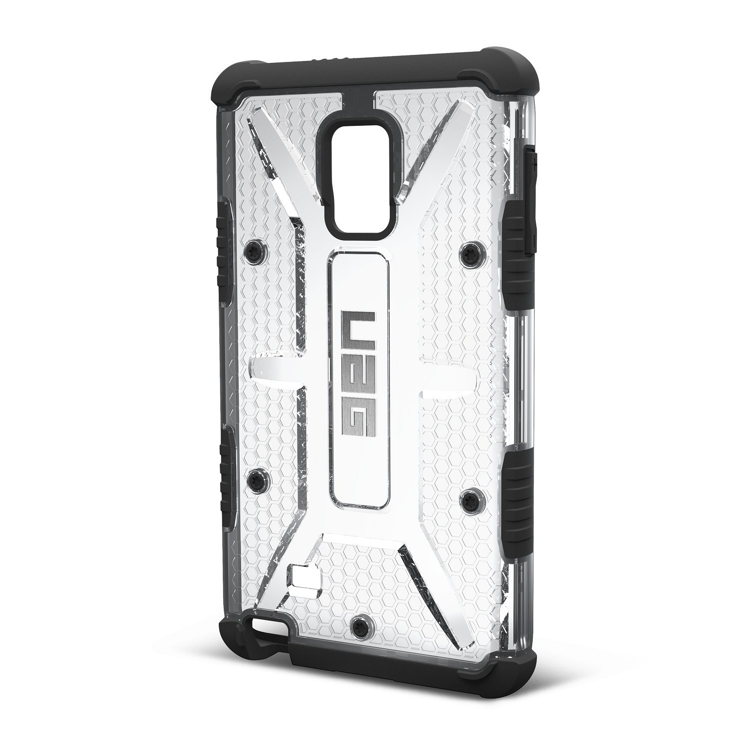 Samsung galaxy note edge case - Amazon Com Uag Samsung Galaxy Note Edge Feather Light Composite Ice Military Drop Tested Phone Case Cell Phones Accessories
