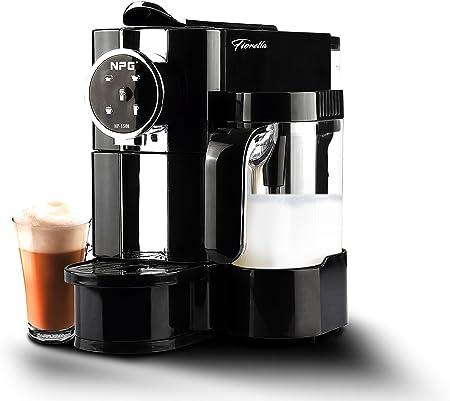 Cafetera Fiorella NP-150B Compatible con Sistema Nespresso + Pack ...