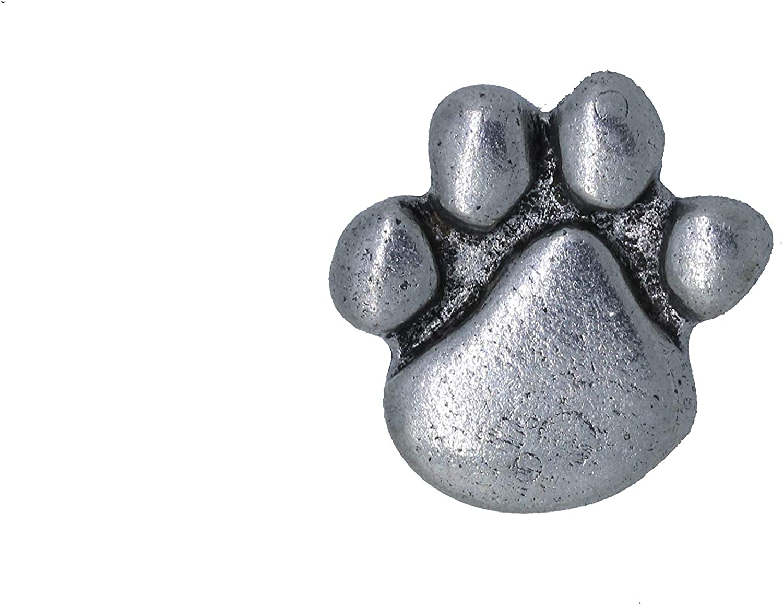 Animal Lover Pin Enamel Pin Paw Print Cat Pin Dog Pin Gift Idea Animal Lover Heart Pin Cute Pin Paw Pin