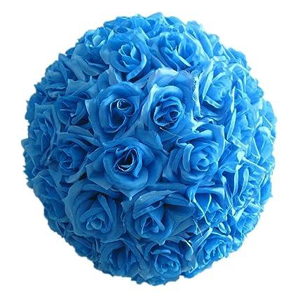 Buy Rose Flower Ball Sodialr820cmtiffany Blue Wedding