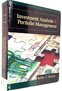 Canadian and edition management pdf analysis portfolio investment 1st