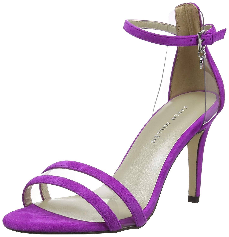 KAREN MILLEN Fashions Limited Damen 2 Part Sandal Peeptoe Pumps