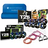 Shaun T's FOCUS T25 Deluxe Kit - DVD Workout