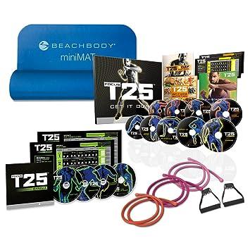 Shaun T's Focus T25 Deluxe Kit - DVD Workout