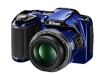 Nikon COOLPIX L810 - Cámara Digital (Auto, Luz de Fondo, Playa ...