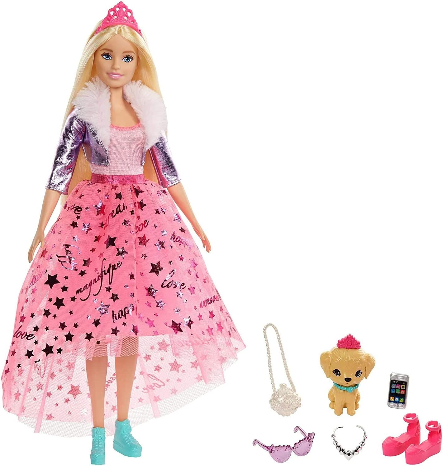 Barbie Princesse Adventure en promotion