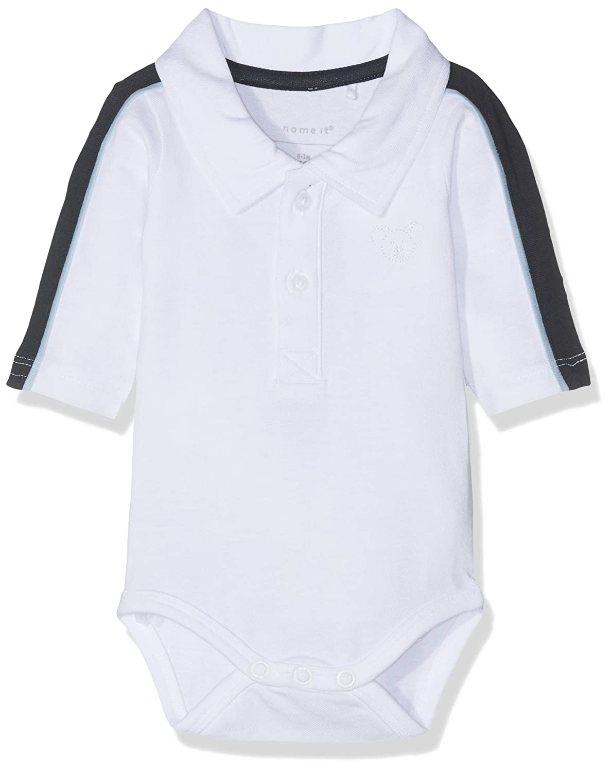 NAME IT Nbmhesonne LS Polo Body Polaina para Bebés: Amazon.es ...