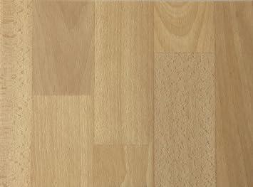 Fußboden Planken ~ Pvc bodenbelag holzoptik beige vinylboden in 2m breite & 1m länge