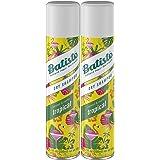 Batiste Dry Shampoo Tropical 200ml (2 Pack)