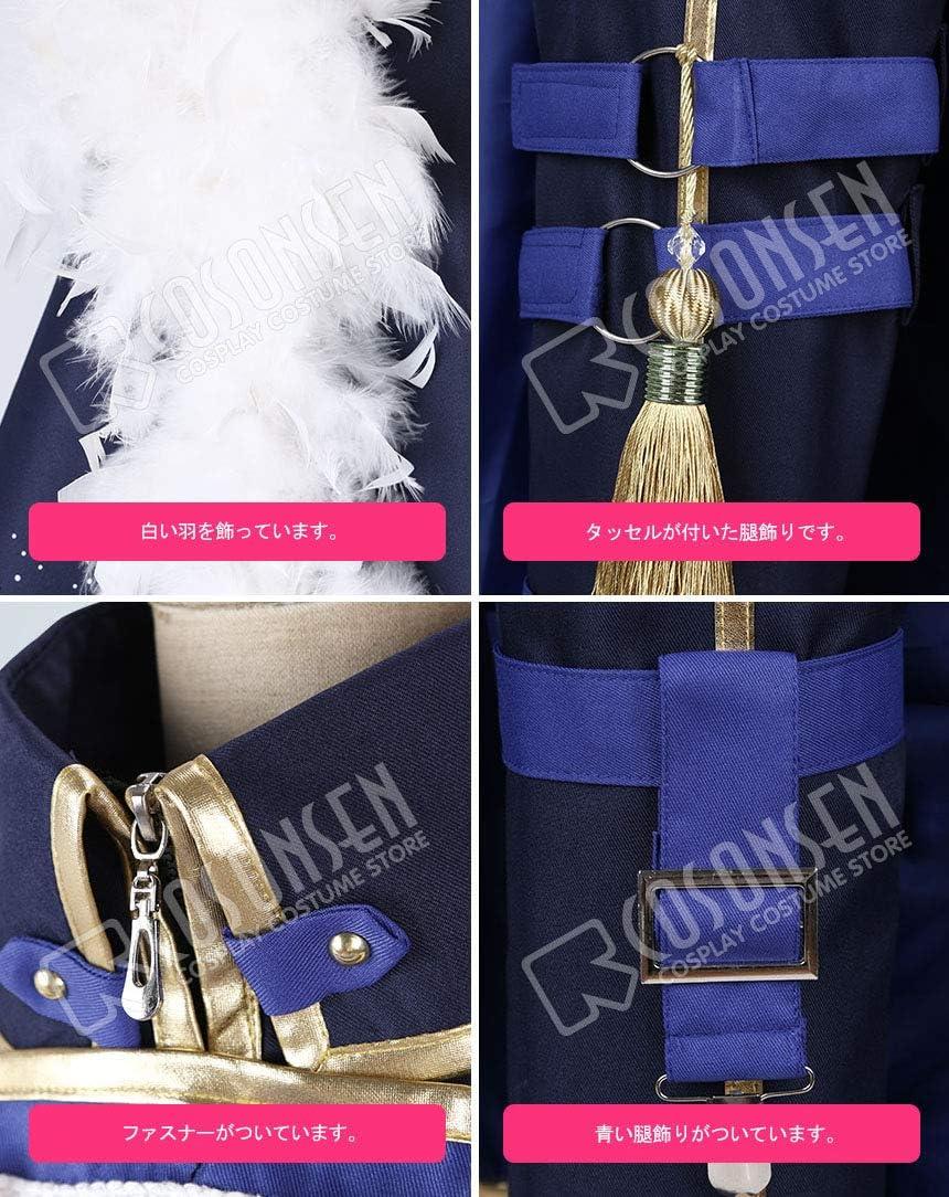 IDOLiSH7 アイドリッシュセブン REUNION 和泉一織 コスプレ衣装 フルセット (女性L)