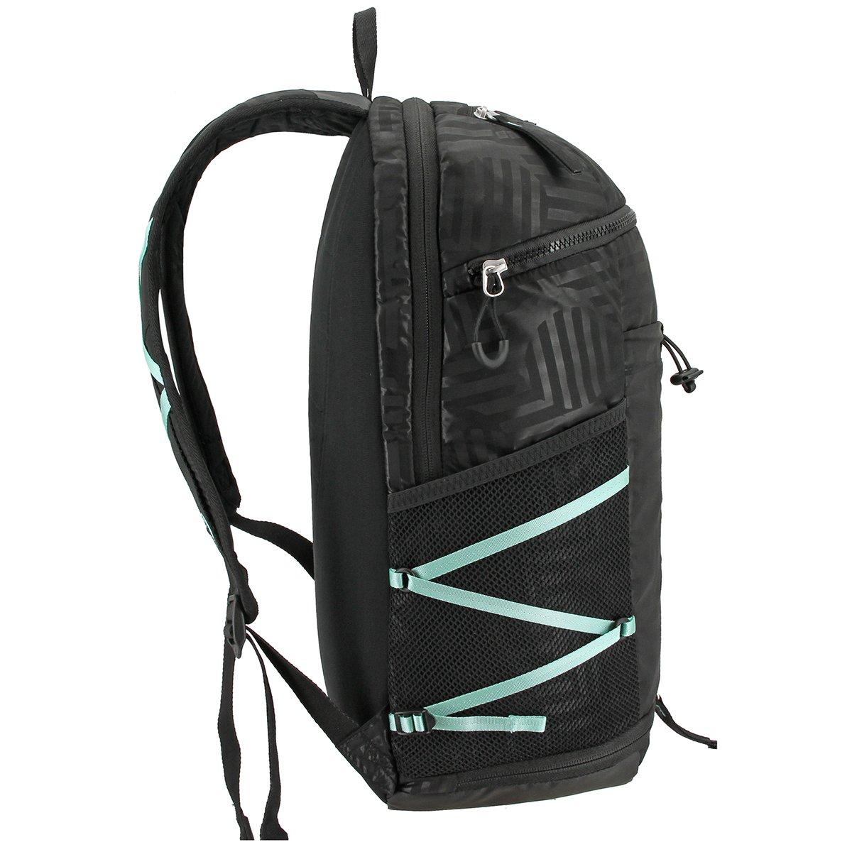 ... Amazon.com adidas Unisex Studio II Backpack, Black Dot Punch  EmbossBlackEasy Green, One ... d9c981301a