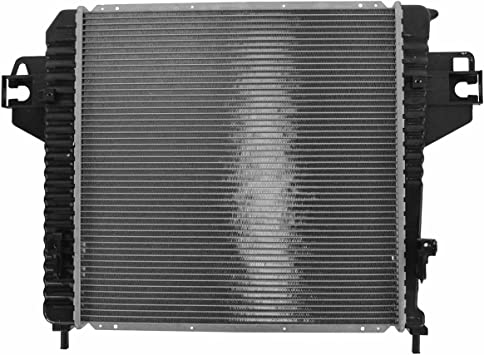 2481 RADIATOR FITS FOR JEEP LIBERTY 3.7 V6 6CYL 2002 2003 2004 2005 2006