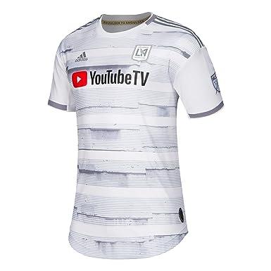 timeless design 4a262 ac158 Amazon.com: adidas 2019/2020 LAFC Los Angeles FC Away ...