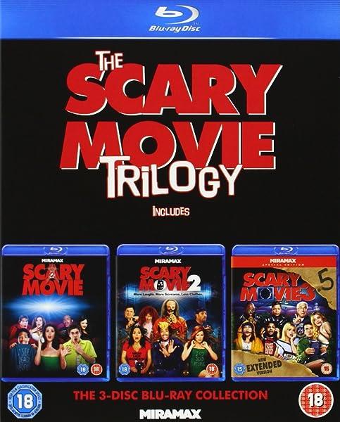 Scary Movie 1 To 3.5 [Reino Unido]: Amazon.es: Movie, Film: Cine y Series TV