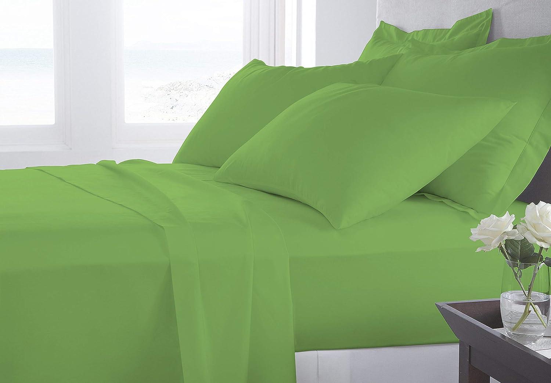 A//N Bimbi Grigio Blu e Verde di Alta qualit/à Con federe Set Trapunta copriletto