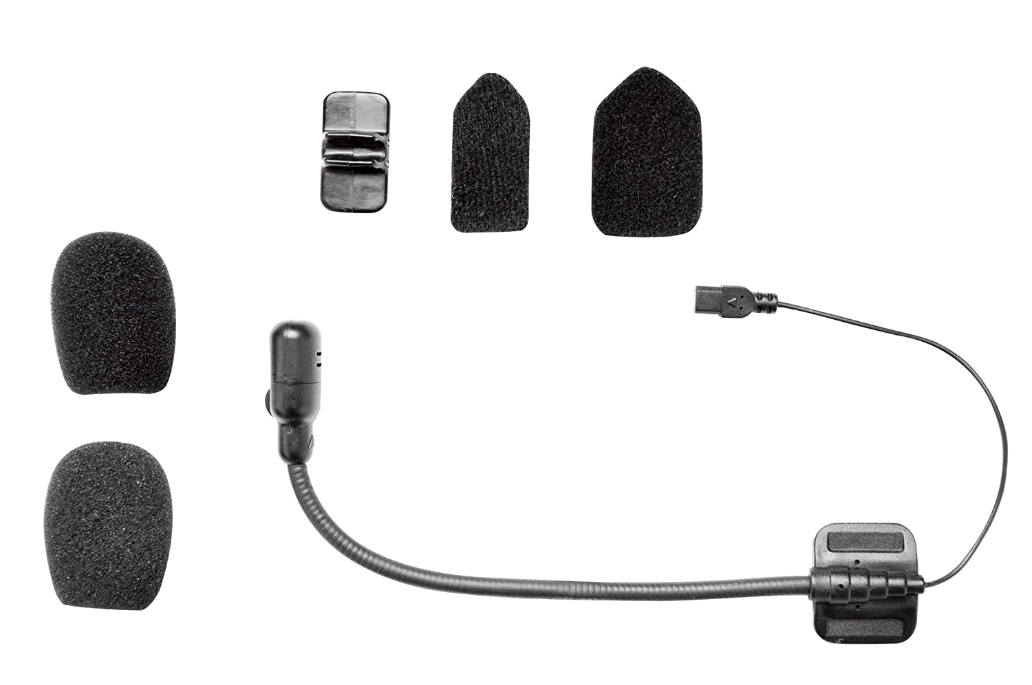 Sena SMH5-A0303 Replacement Boom Microphone for SMH5 Bluetooth Headset Benchmark Helmets