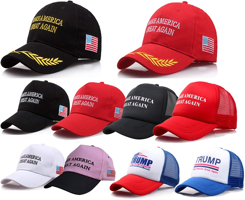 Make America Great Again Hat Donald Trump Republican Hats Camo Baseball Caps