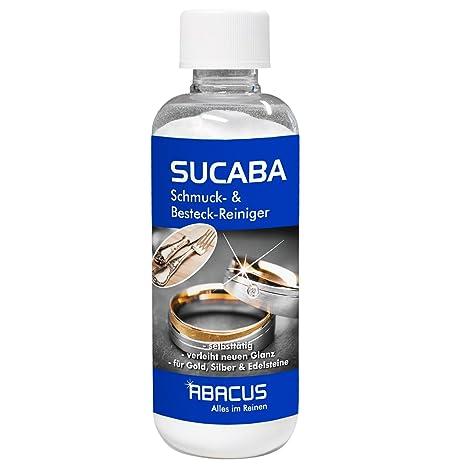 SUCABA (300 G --- Plata limpiador baño de plata de inmersión limpieza baño