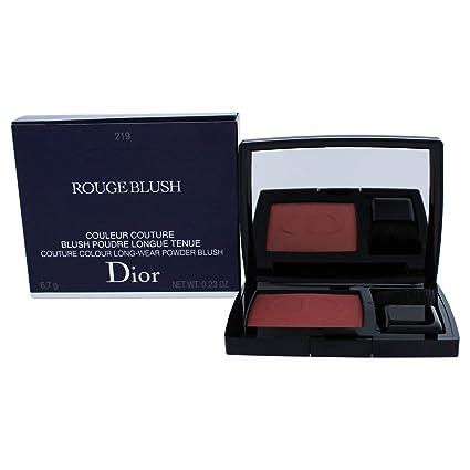 Dior Rouge Blush 219-Rose Montaigne 6.7 Gr - 1 Unidad: Amazon.es