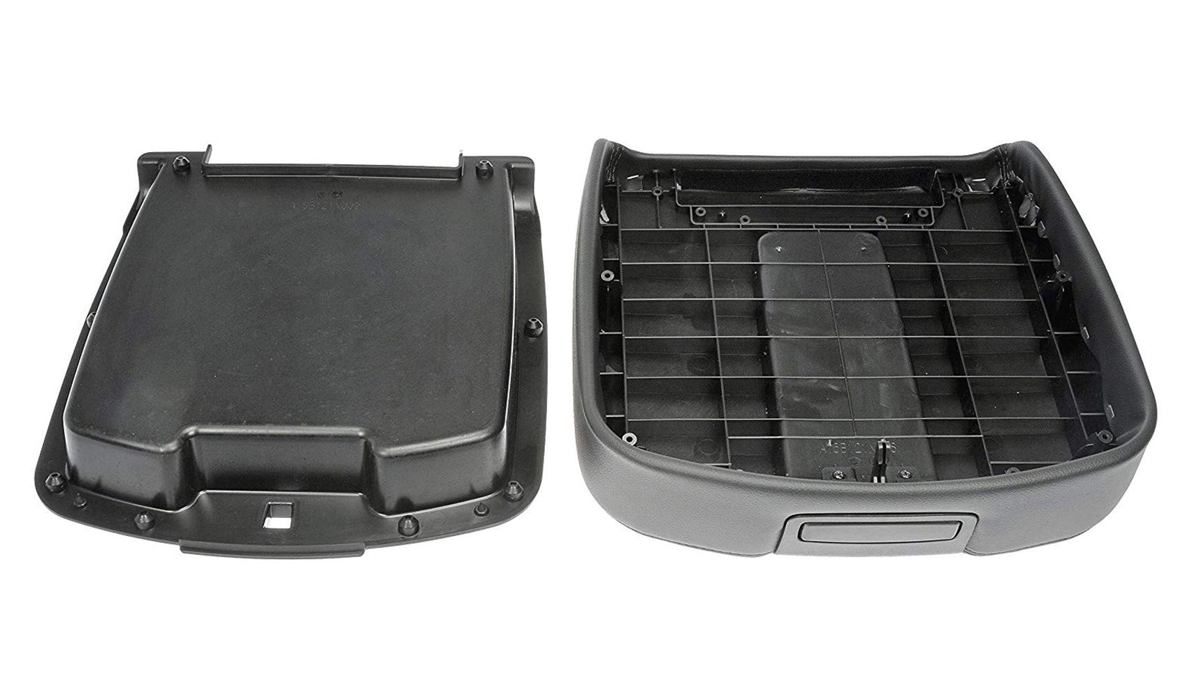 JAUTO Center Console Lid Kit for Select GM Vehicles - Replaces 15217111 15941534 - Black by JAUTO (Image #3)