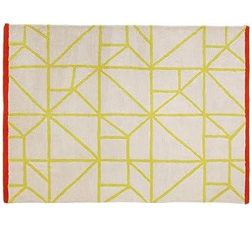 habitat kato tapis en laine 140 x 200 cm multicolore - Tapis Habitat