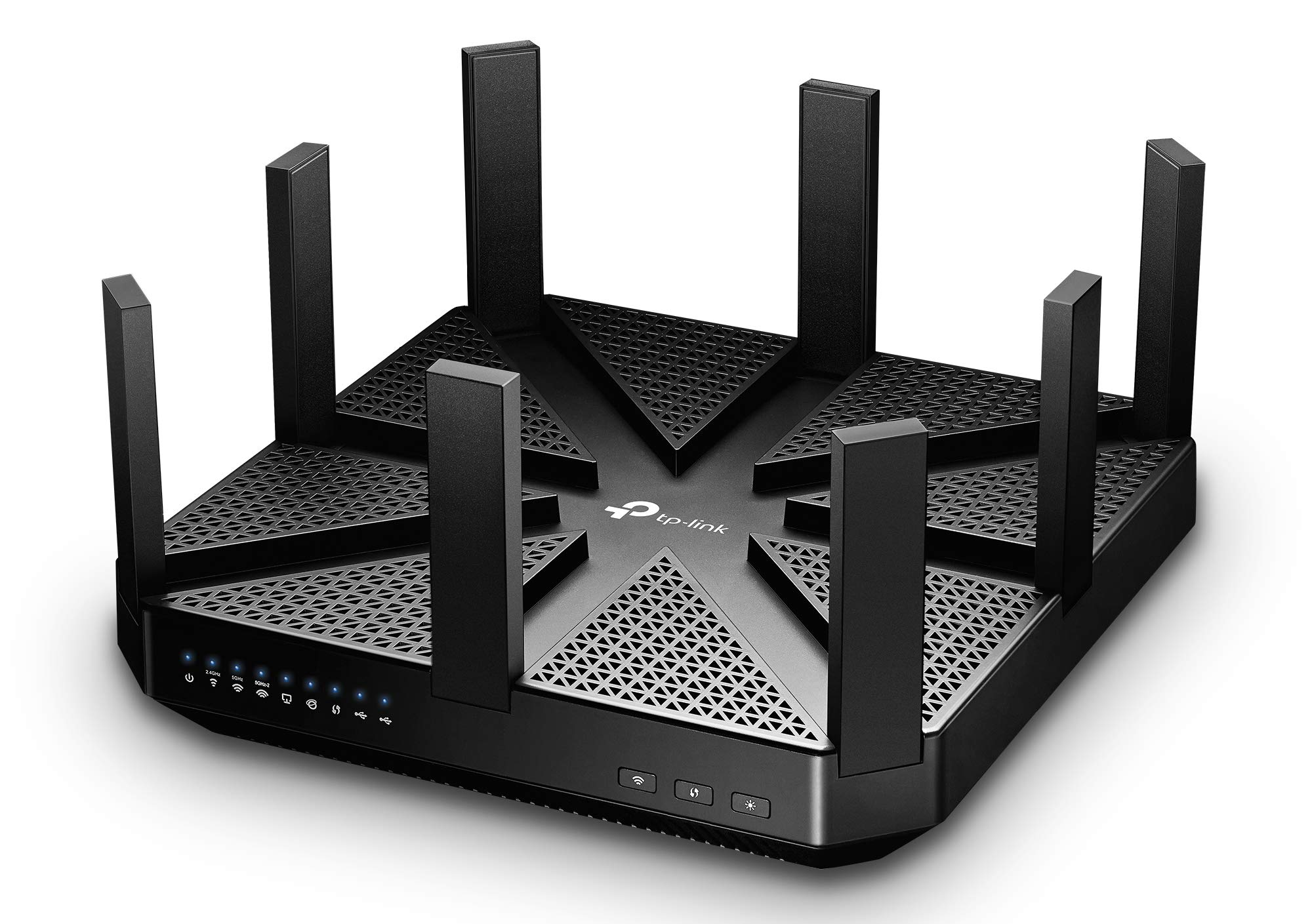 TP-Link AC5400 Tri Band Smart WiFi Gaming Router – MU-MIMO, Beamforming, Gigabit, Works with Alexa and IFTTT, Integrated Anti-Virus & QoS(Archer C5400) by TP-LINK (Image #8)