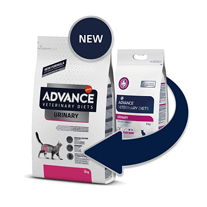Advance Veterinary Diets Urinary-Pienso para Gatos con Problemas ...