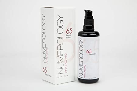 Moisturizer with Vitamin C Hyaluronic Acid Retinol Peptides Matrixyl 3000 by Numerology Skincare. The Best Anti Aging Daily Facial Lotion for Dry Skin Wrinkles Women Men. Get Yours Now