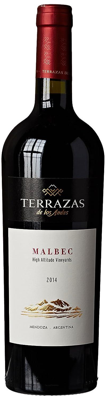 Terrazas De Los Andes Malbec 2014 Wine 75 Cl Case Of 3
