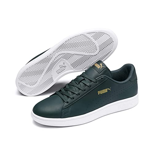 Smash V2 L Perf Leather Sneakers