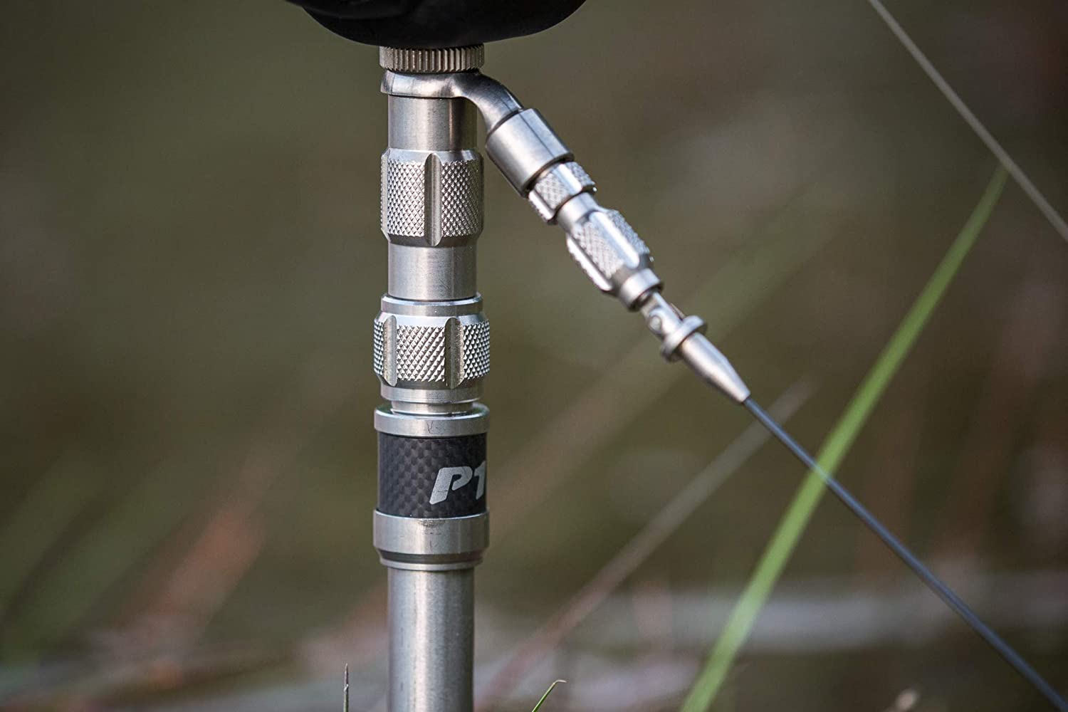 SOLAR TACKLE P1 TRAVEL-LITE BANKSTICK STAINLESS STEEL