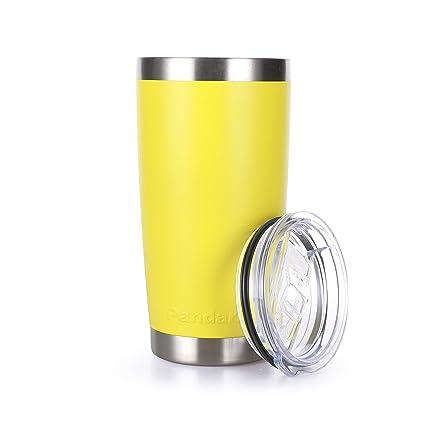 2098cc3a62c Amazon.com | Pandaria 20 oz Stainless Steel Vacuum Insulated Tumbler ...