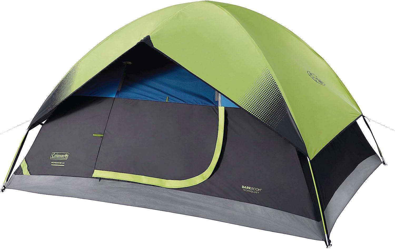 Coleman tent outdoor image
