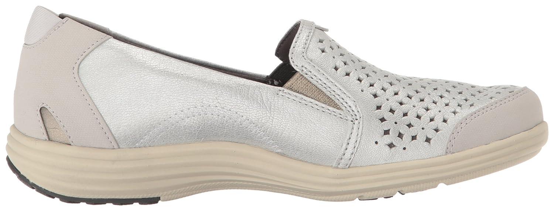 Aravon Women's B01ITRWD1Y Bonnie-Ar Fashion Sneaker B01ITRWD1Y Women's 10 2A US|Silver 0a4248