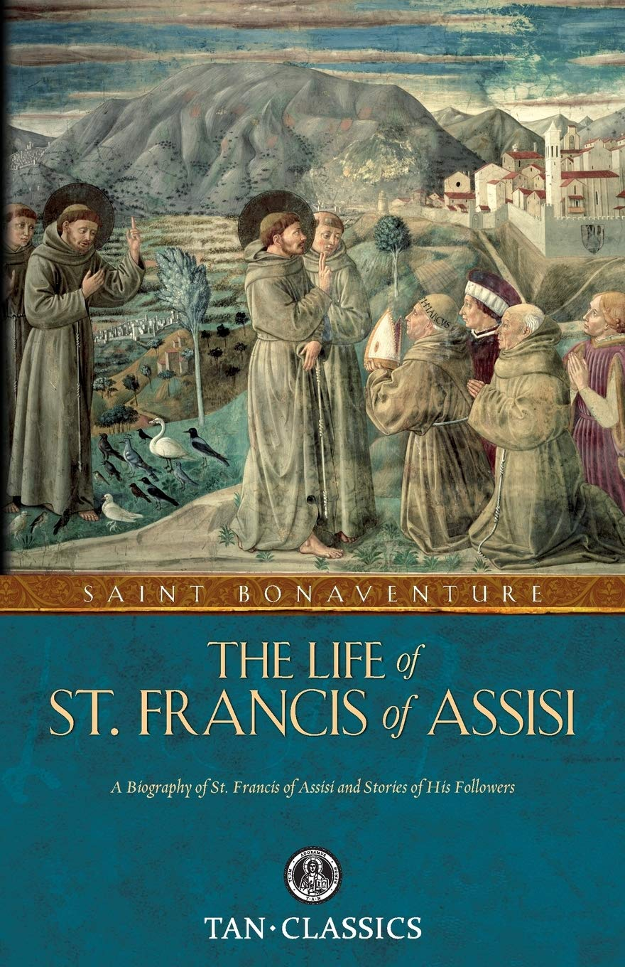 Image result for St. Bonaventure, Life of St. Francis:
