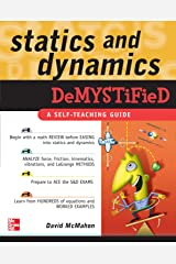 Statics and Dynamics Demystified: A Self-Teaching Guide Kindle Edition