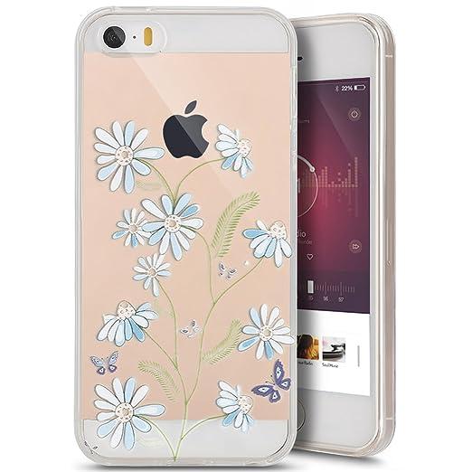 7 opinioni per Cover iPhone 6/6S 4.7 Custodia TPU Silicone Cassa Gomma Soft Silicone Case