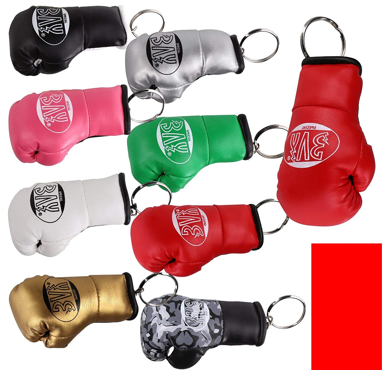 Bay® Mini guantes de boxeo llavero mini guantes de boxeo ...