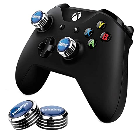Amazon com: Epindon FPS Thumb Grips for Xbox One Controller