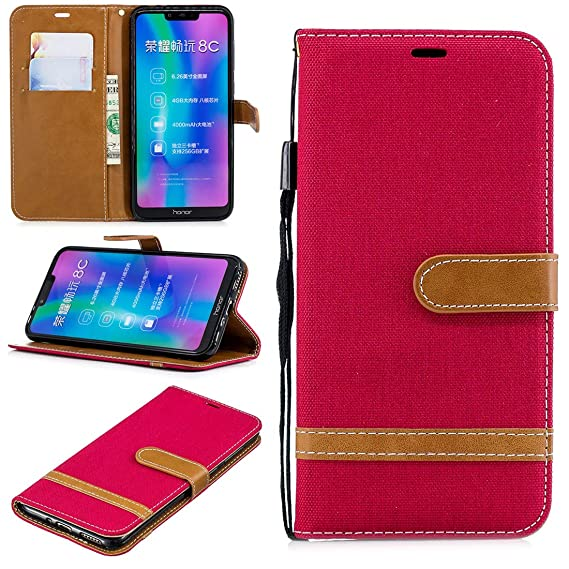 Flip Cover For Honor Protection Smart Phone Case Card Pocket Cases, Covers & Skins