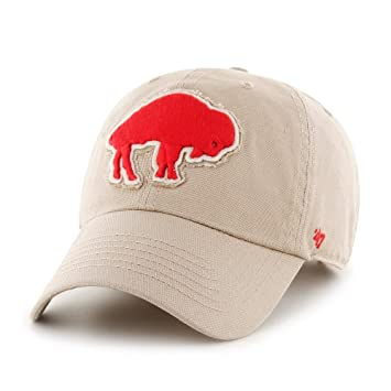 7fa81bd514d ... australia buffalo bills 47 brand nfl quotwrightquot clean up adjustable  hat eabe3 4b74e