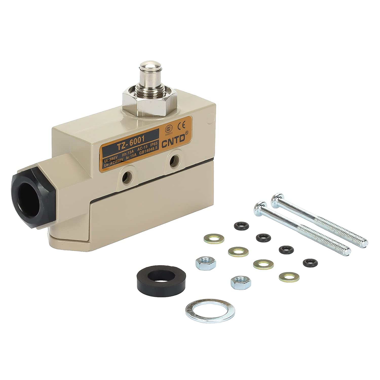 Awoco TZ-6001 Heavy Duty Door Micro Switch for Air Curtains for Awoco, Welbon, Pioneer, Maxwell, or MARS CNTD