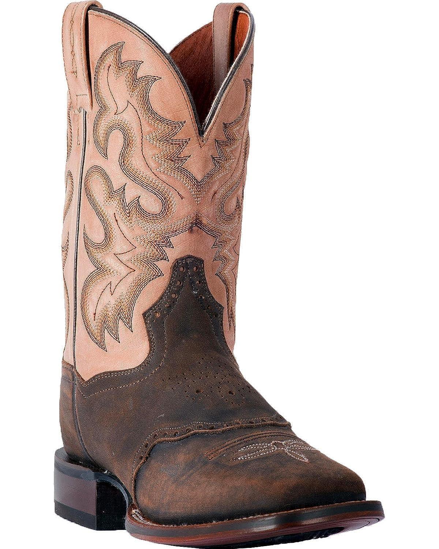 Dan Post Mens Vance Cowboy Boot Square Toe