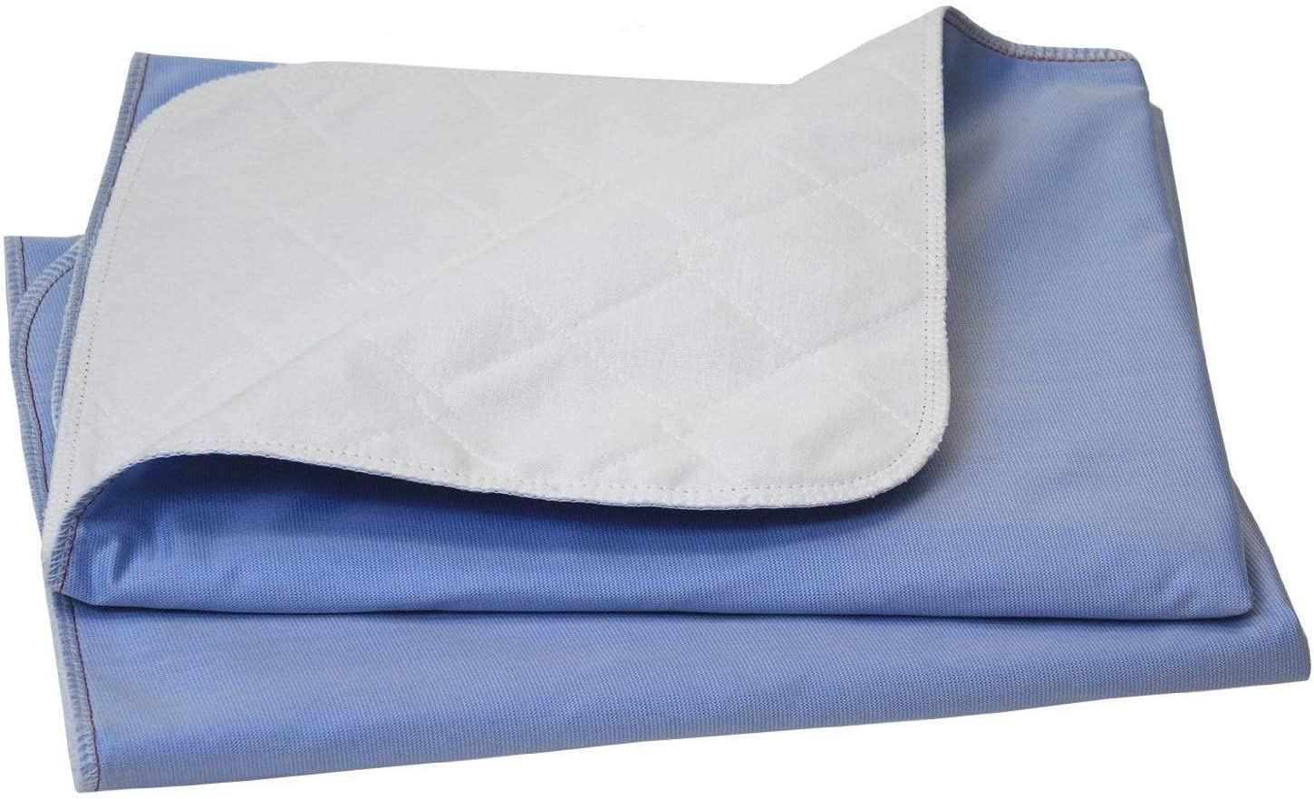 HEAD2TOE- Incontinence Bed Pad   Big Size Washable Waterproof Mattress Protector   Premium Highly Absorbent Large Reusable Washable Underpad 34x52 - Ideal for Adults, Kids, and Pets: Health & Personal Care