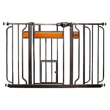 Amazon Com Carlson Design Paw Extra Wide Pet Door Pressure Mount